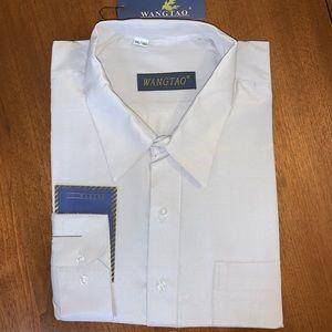 FLASH SALE! WangTao button down shirt NWT